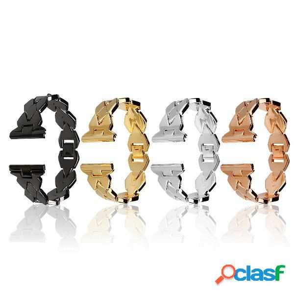 Bakeey Smart Watch acciaio inossidabile di ricambio Banda