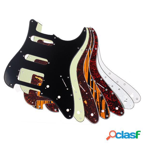 Battipenna per chitarra elettrica a 3 strati per HSS USA /