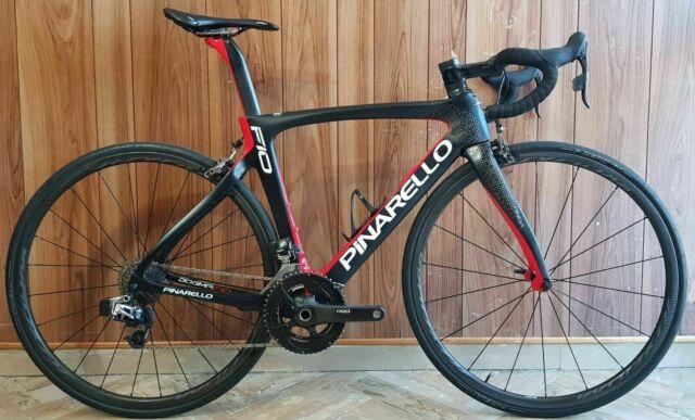 Bici da Corsa Pinarello Dogma F10 Black Lava 51.5cm
