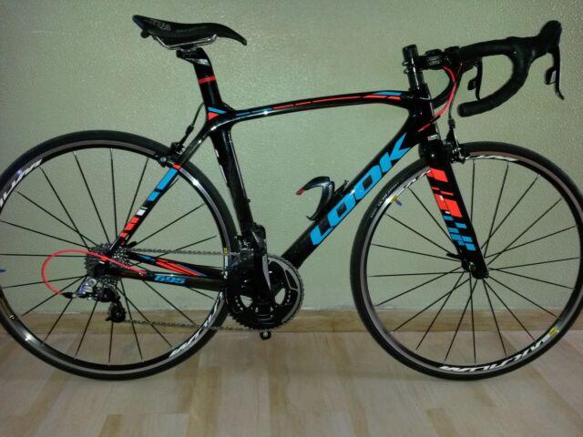 Bici da corsa LOOK 696 ZR-SRAM-11V-Taglia -S