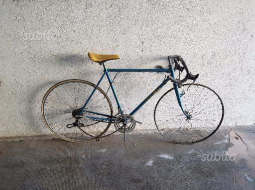 Bici da corsa Olmo vintage anni 70