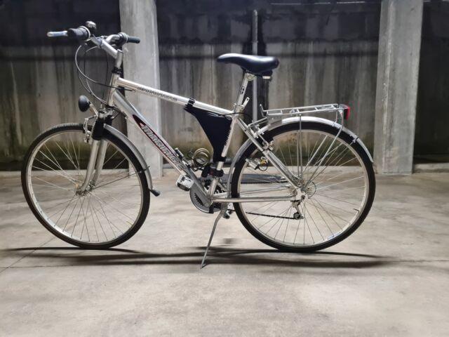Bicicletta City Bike uomo 21 cambi alluminio