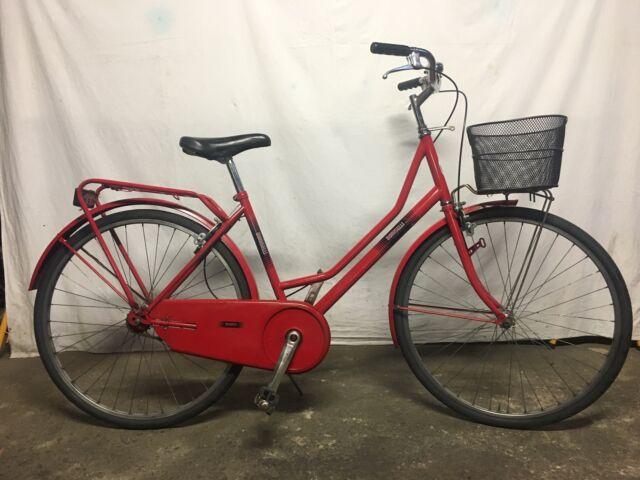 "Bicicletta usata da donna DONISELLI 26"" olandesina ottimo"
