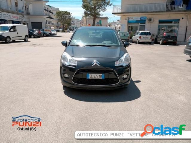 CITROEN C3 2ª serie benzina in vendita a Ostuni (Brindisi)