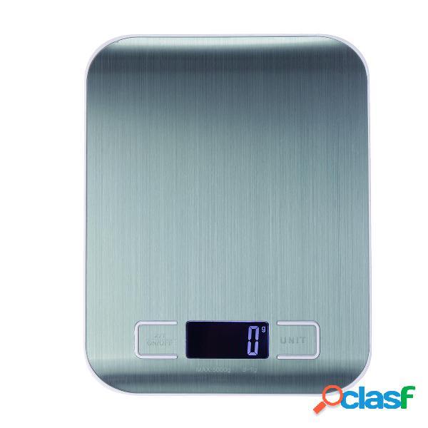 Cucina digitale Scala 5kg / 1g 10kg / 1g Alimenti Scala