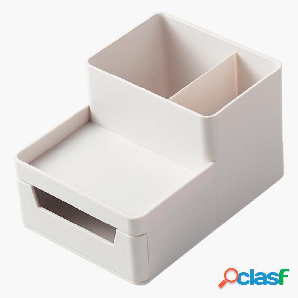 Desktop Organizzatore Set ABS Portapenne Scatola