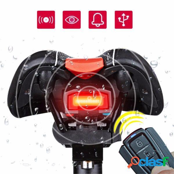 Fanale posteriore wireless ANTUSI 3 in 1 per bicicletta
