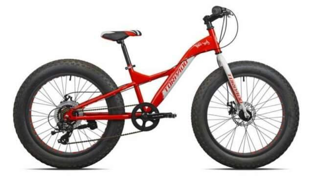 Fat bike t600 big boy nuove