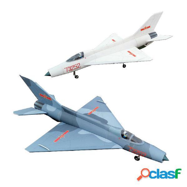 J-7 Fighter 810mm Wingspan EPP RC Airplane RC Plane KIT ad
