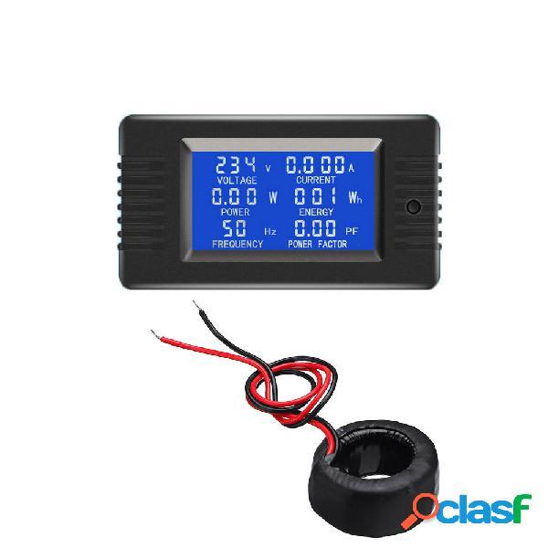 PZEM-022 AC Digital Display Misuratore di potenza Voltmetro