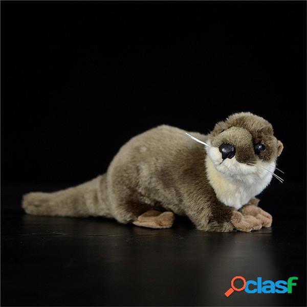 Peluche di simulazione di 40cm Il giocattolo di Otter del