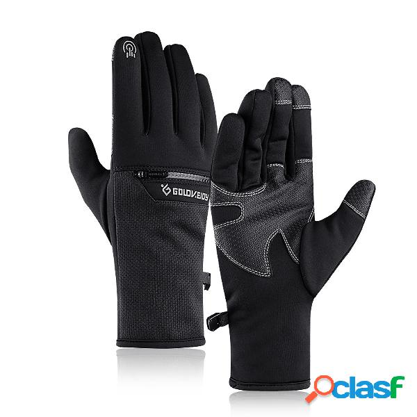 Sci invernale impermeabile Guanti Touch Screen Sport Outdoor