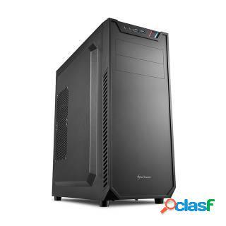 Sharkoon VS7 Middle Tower No Power Mini-ITX/mATX/ATX Nero