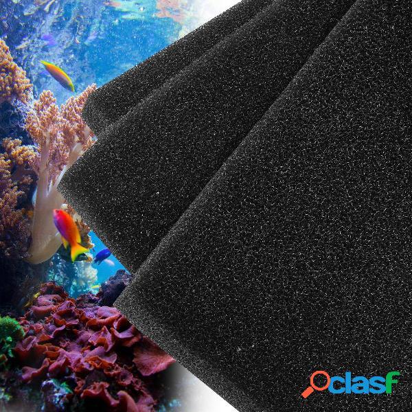Spugna nera per la pulizia del filtro dal cotone biochimico
