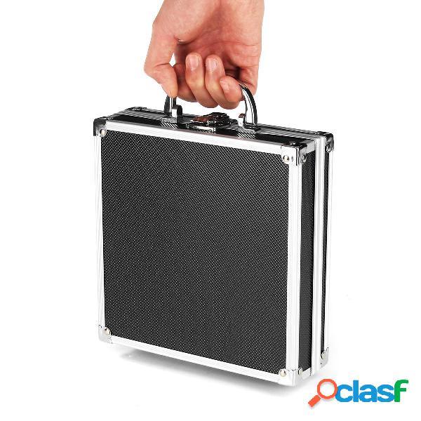 Strumento in lega di alluminio Scatola Custodia portatile