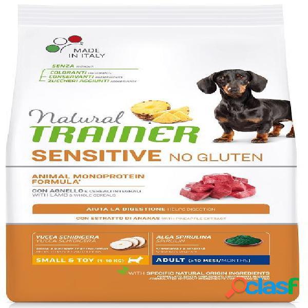 Trainer natural sensitive no gluten adult small toy / mini