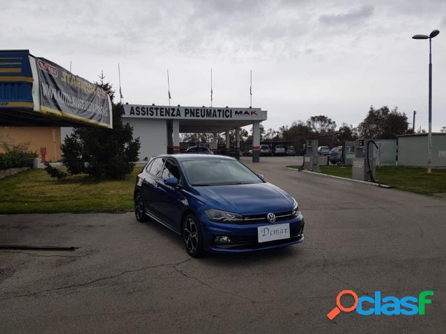 VOLKSWAGEN Polo benzina in vendita a Pomezia (Roma)