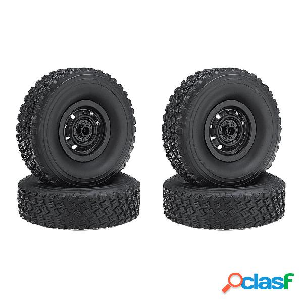 WPL C34 RC Car Wheel 1/16 4WD WPL JJRC MN Buggy Crawler Off