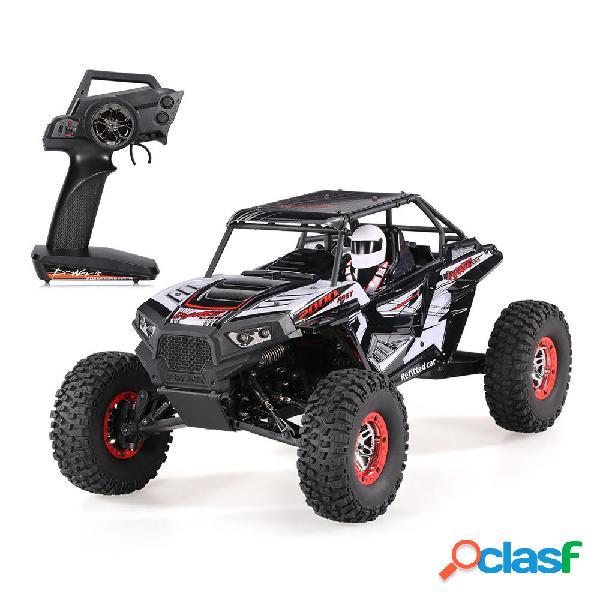 Wltoys 10428-B2 1/10 2.4G 4WD 40km / h Giocattolo RTR per