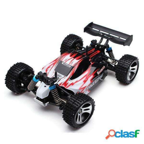Wltoys A959 Rc Auto 1/18 2.4G 4WD Off Road Buggy Truck RTR