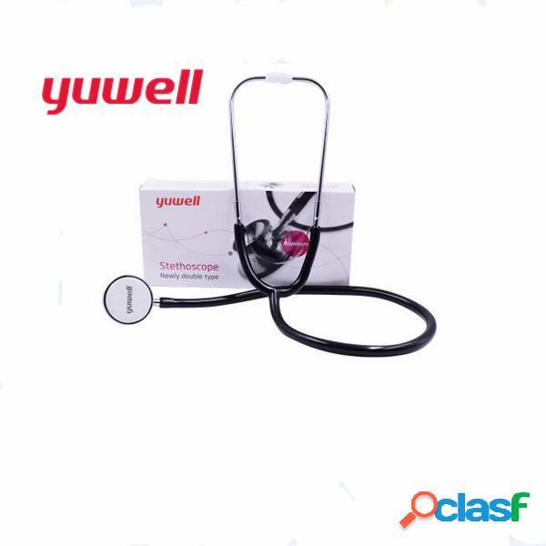 Yuwell Medico Stetoscopio portatile Ausculta Dual