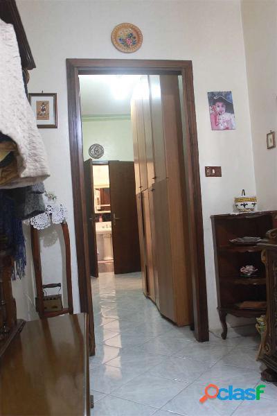 appartamento con garage primo piano zona S.Panagia