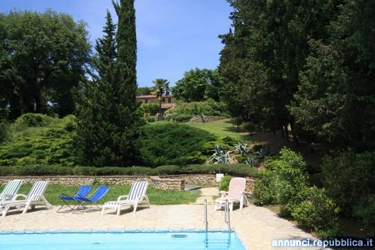 Appartamento in Villa con piscina Monteriggioni