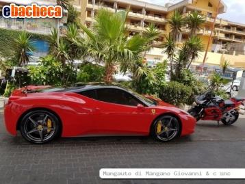 Ferrari 458 italia dct…