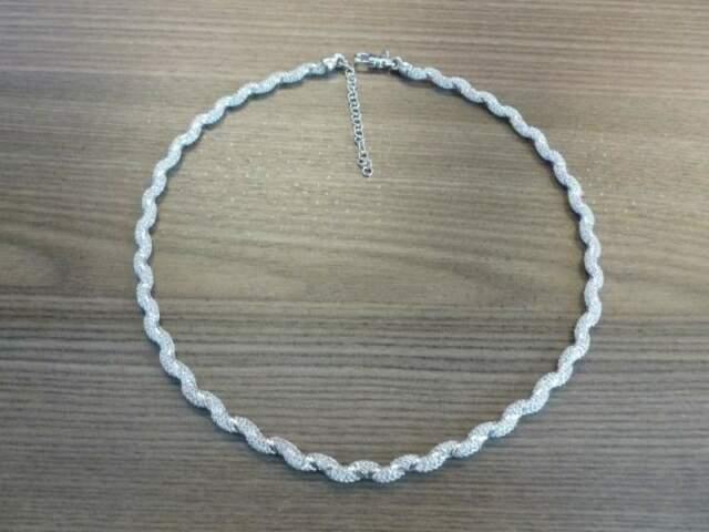 Girocollo in argento 925