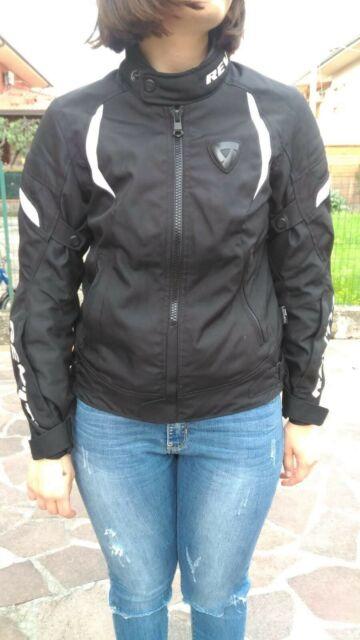Vendo giacca moto Rev'it Jupiter unisex tg 36
