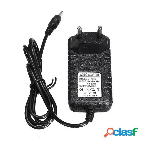 Alimentatore AC 100V-240V Caricatore EU Plug Adattatore 1.35