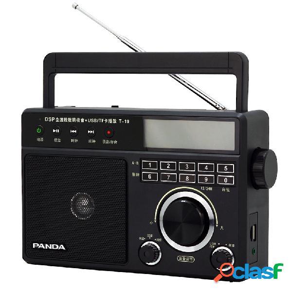 Panda T-19 FM AM SW DSP Sintonizzazione digitale completa