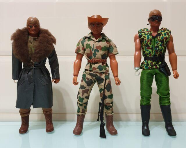 Big Jim Mattel Capitan Uncino / Dakota Joe