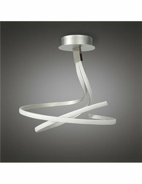 Nur lampada LED per camera da letto luce calda dimmerabile