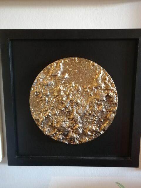 Paola Romano luna oro nera