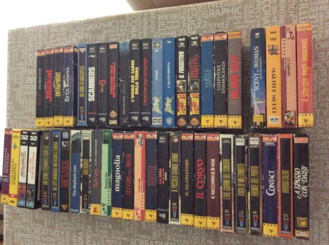 Stock VHS