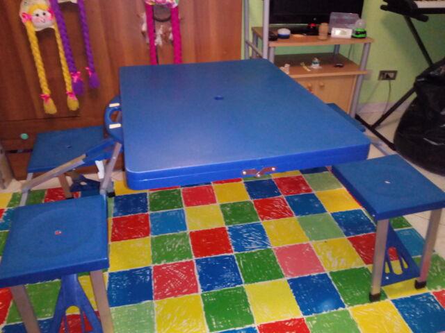 Tavolo pieghevole da picnic