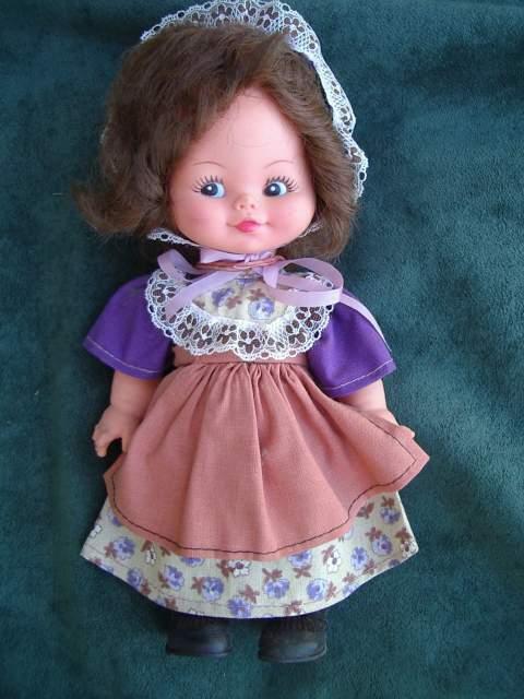Bambola Migliorati serie Romantici anni 70 ? vintage doll