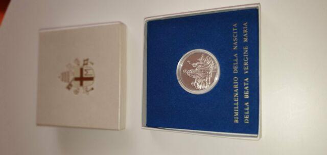 Monete Vaticano Lire: commemorativa '84 + divisionali