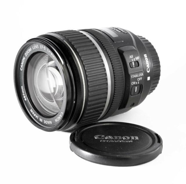 Obiettivo Canon EF-S mm f/4-5.6 IS USM