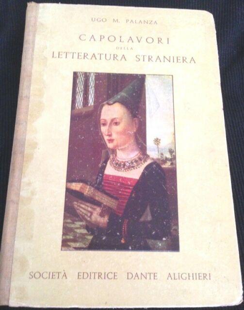 Capolavori della letteratura straniera  Palanza