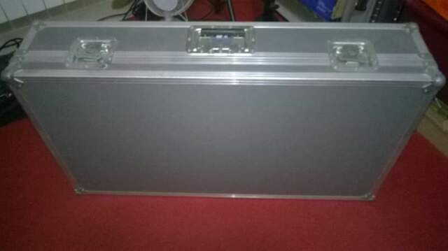 Flight Case Custodia Rigida Professionale Technics