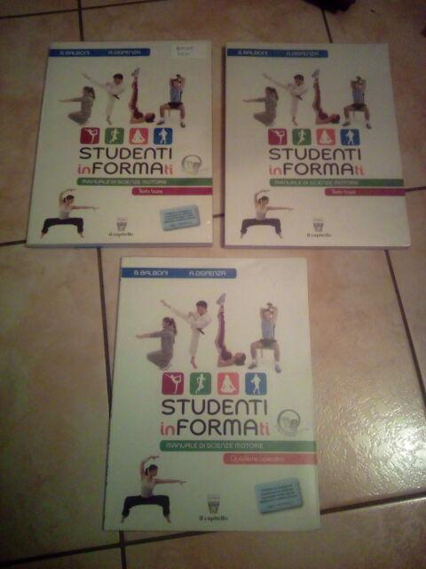 Libri superiori educazione fisica metà prezzo