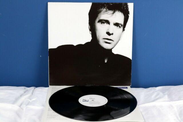 Peter Gabriel SO LP Vinile *EX/EX*  UK RaRo