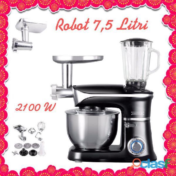ROBOT DA CUCINA 3 IN 1