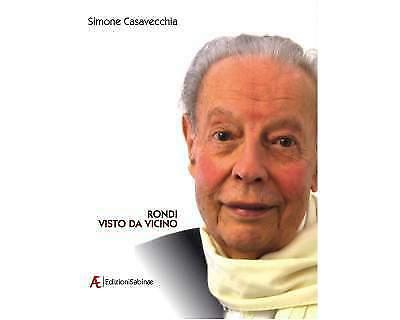 RONDI VISTO DA VICINO di Simone Casavecchia
