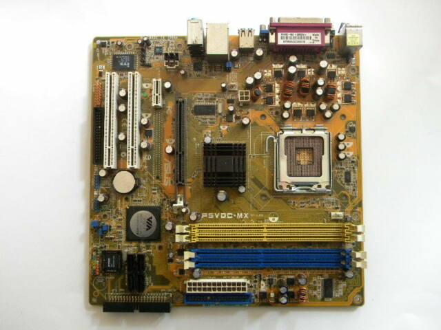 Asus P5VD2-MX socket 775 grafica integrata