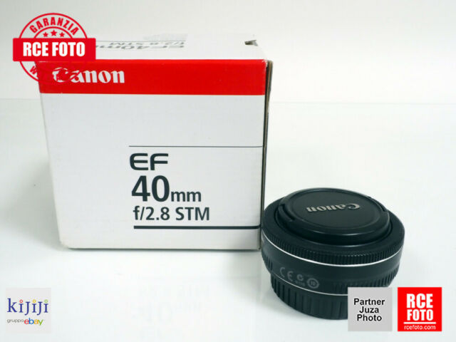 Canon EF 40 F2.8 STM (Canon)