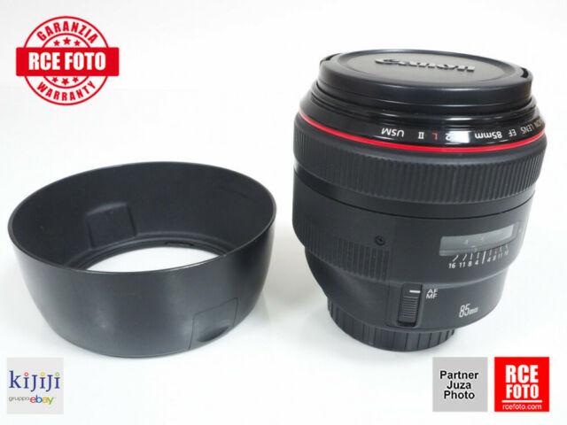 Canon EF 85 F1.2 L II USM (Canon)