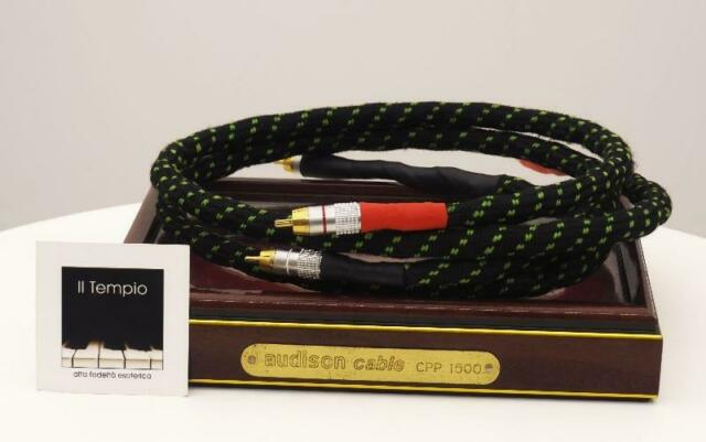 Cavo RCA Audison Cable CPP